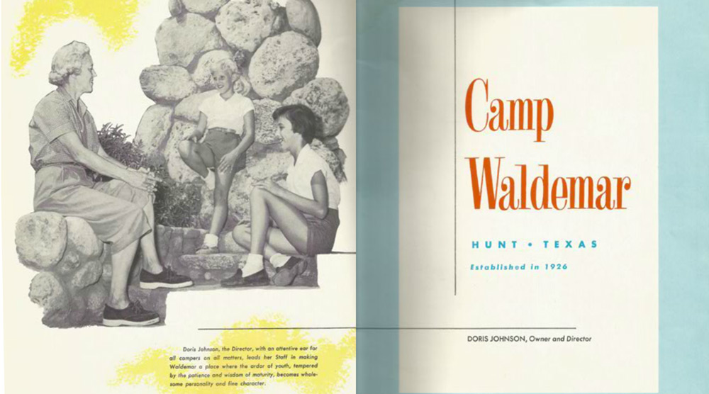 Camp Waldemar | Mary Lee writes