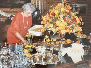 Mary Lee Writes | Table tales